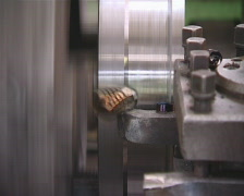 Milling 01 Stock Footage