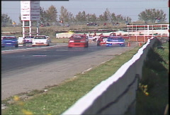 Motorsports, GT roadcourse race, #2 Stock Footage