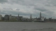 Antwerp Belgium Stock Footage