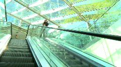 City business people Stock Footage
