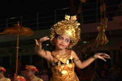 Bali Dancer  Stock Footage