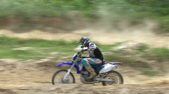 Motocross HD (2) Stock Footage
