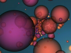 2050 BubbleWorld1 Stock Footage
