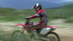 Motocross HD (4) Stock Footage
