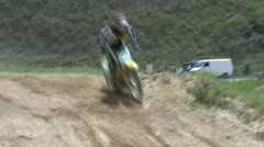 Motocross HD (6) Stock Footage