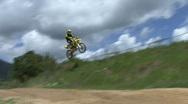 Motocross HD (7) Stock Footage