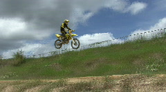 Motocross HD (9) Stock Footage
