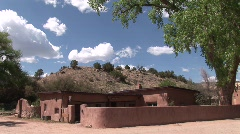 Ghost Ranch- Abiquiu New Mexico Stock Footage