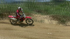 Motocross HD (12) Stock Footage