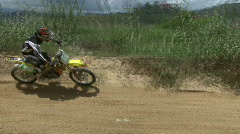 Motocross HD (13) Stock Footage