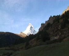 Matterhorn Stock Footage