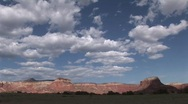 Stock Video Footage of Ghost Ranch Time Lapse- Abiquiu New Mexico