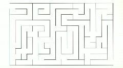 Maze 1 Stock Footage