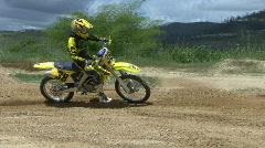 Motocross HD (19) Stock Footage