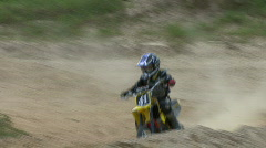 Motocross HD (20) Stock Footage