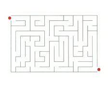 Maze 2 Stock Footage