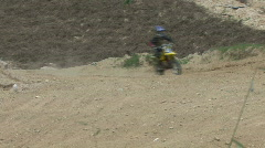 Motocross HD (25) Stock Footage