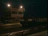 Motorsports, jet car drag racing, #3 Stock Footage