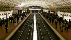 DC Metro HD 25fps Stock Footage