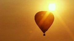 HD Hot Air Balloon Festival 07 - stock footage