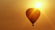 HD Hot Air Balloon Festival 07 Stock Footage