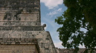 Stock Video Footage of Maya temples at Chichen Itza