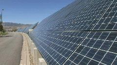 Solar Panels HD 03 - stock footage