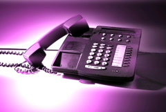 Telephone  Stock Footage