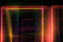 Crystaline background Stock Footage