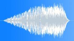 Ascend static dig Sound Effect