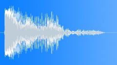 Hit low fuzz Sound Effect