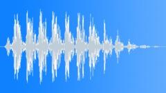 Sweeper bass Sound Effect