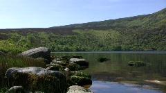 Mountain Lake 02 Stock Footage