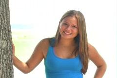 "Beautiful Teen Girl says ""Amazing"" Stock Footage"