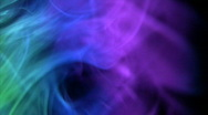 Stock Video Footage of Smoke Aurora 05 Loop