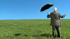 Business Protection Stock Footage