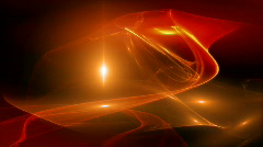 Red motion background d2489B Stock Footage