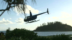Helicopter (4 of 6) - stock footage