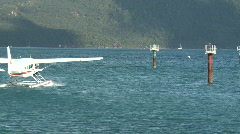 Sea plane (4 of 8) Stock Footage