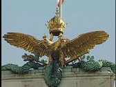 Stock Video Footage of Vienna Statue 5