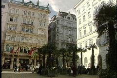 Vienna Building 26 Stock Footage