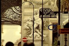 Vienna Statue 9 Stock Footage