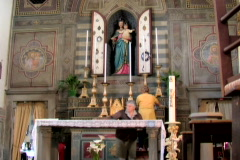Cathedral Alter 1 Stock Footage