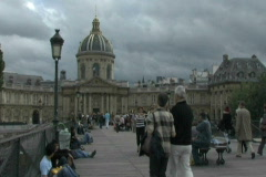 French building Stock Footage