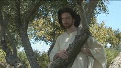 Jesus 5 - stock footage