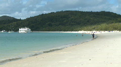 Island Beach (4 of 7) Stock Footage