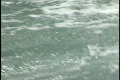Rushing waters Stock Footage