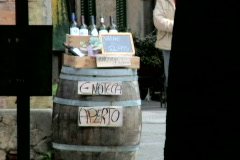 Barrel and Wine Stock Footage