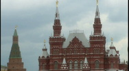 Stock Video Footage of Red Square in Moscow 2