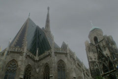 St. Stephen's Cathedral Stock Footage